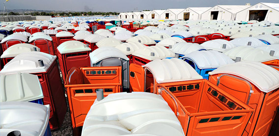 Champion Portable Toilets in Newark, NJ